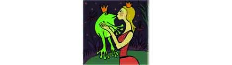 image à la une princesse et crapaud