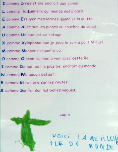 Lupin fw